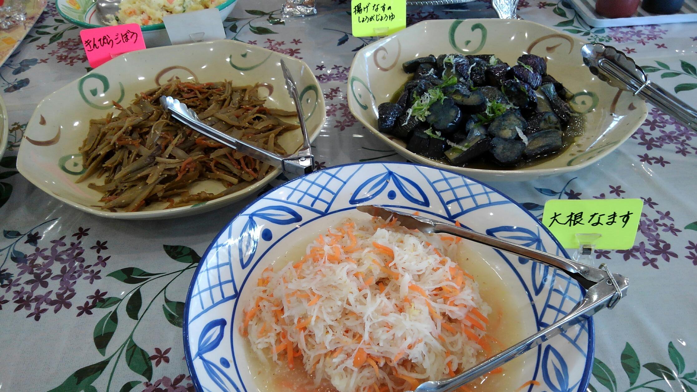 60min野菜食べ放題