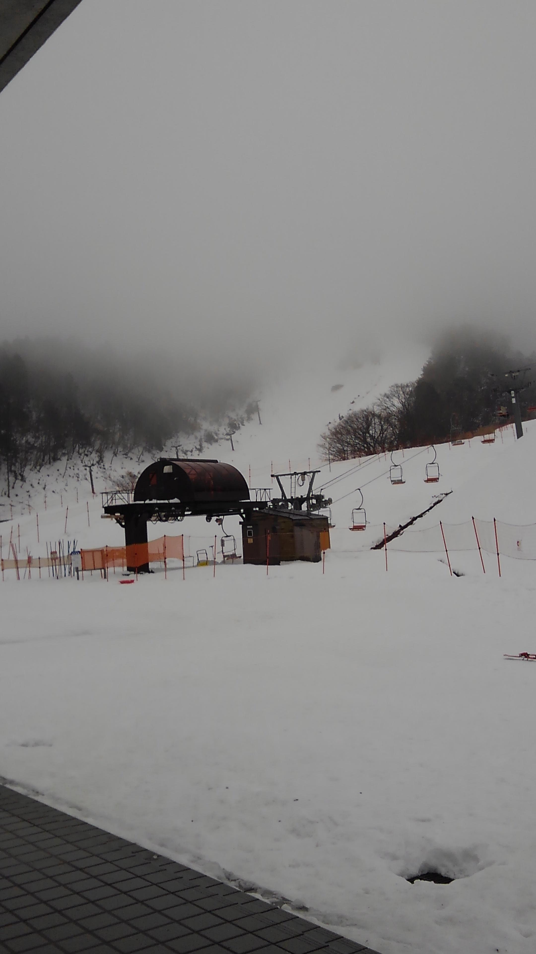 1月8日スキー場